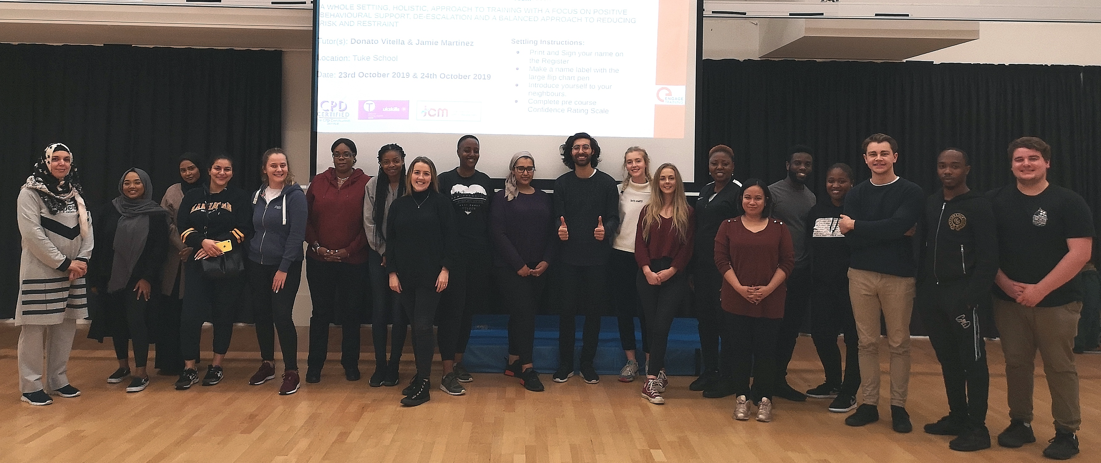 Team Teach - October 2019